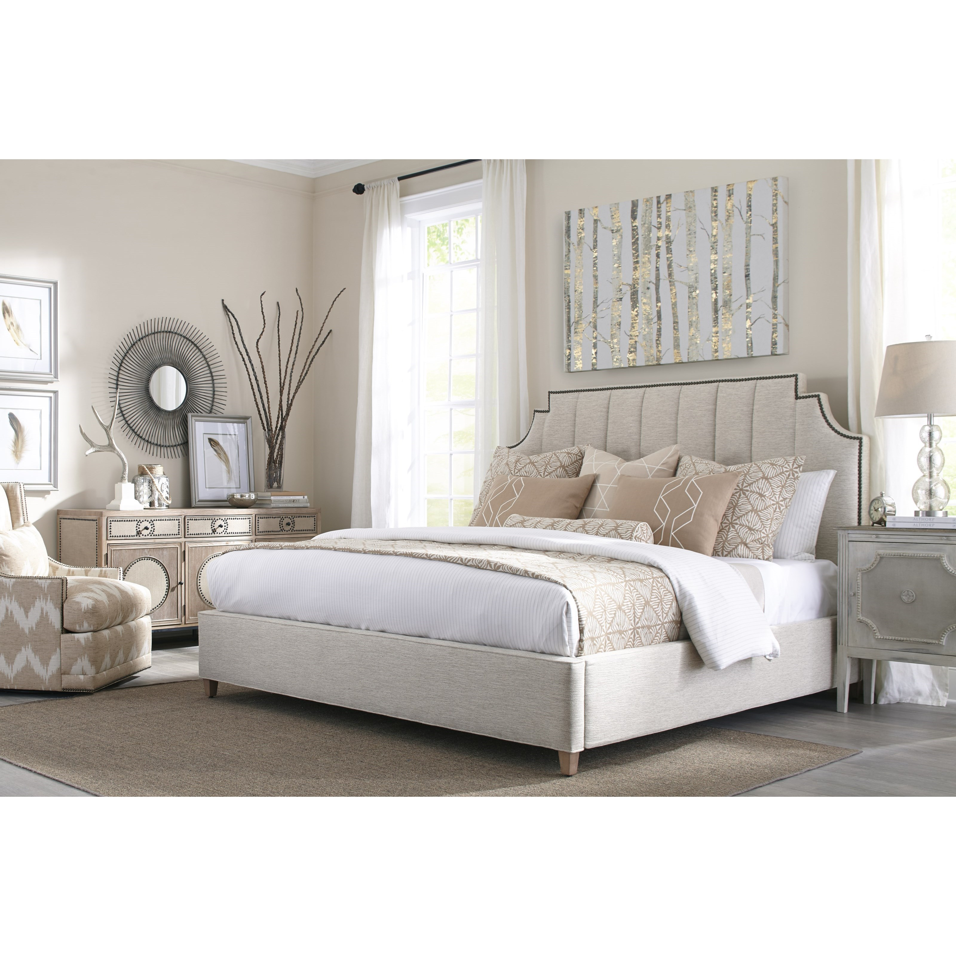 rowe my style beds lindley 60 upholstered bed