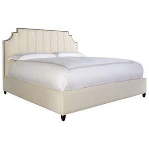 Rowe My Style - Beds Lindley 60'' Queen Upholstered Bed
