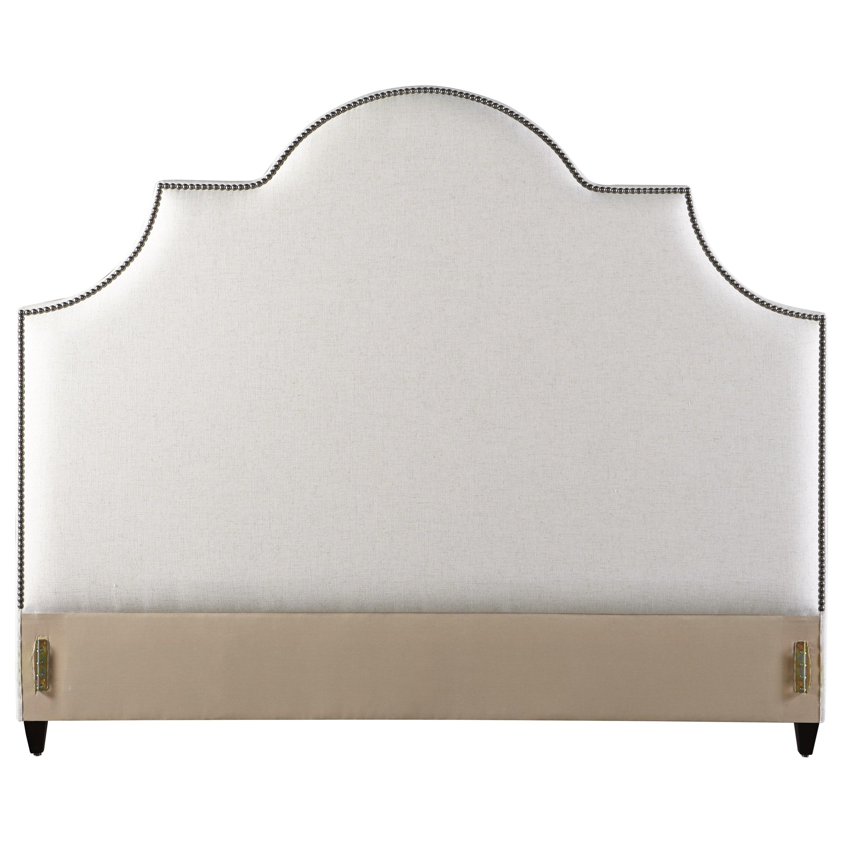 Rowe My Style Beds Sedgefield 70 King Upholstered Headboard Wilson S Furniture Headboards