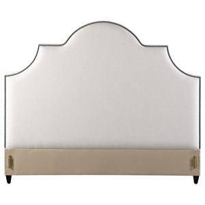 Rowe My Style - Beds Sedgefield 70'' Queen Headboard Only