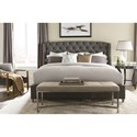 Rowe My Style - Beds Kirkwood 54'' King Upholstered Bed