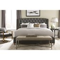 Rowe My Style - Beds Kirkwood 60'' Queen Upholstered Bed
