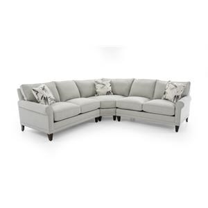 Rowe My Style II Customizable Sectional Sofa