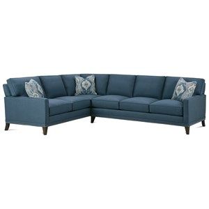 Rowe My Style II Customizable Sectional