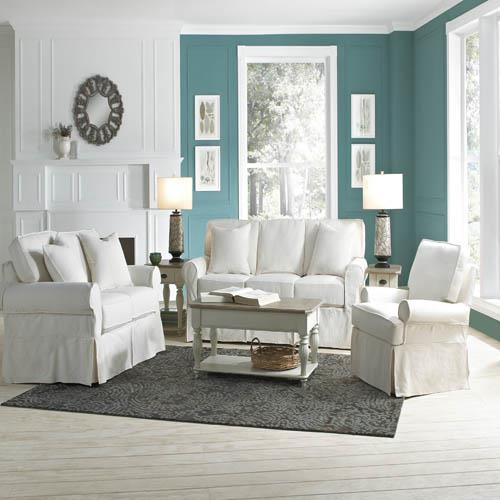 Rowe Nantucket  Sofa - Item Number: A910