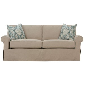 Rowe Nantucket  Two Seat Casual Sofa