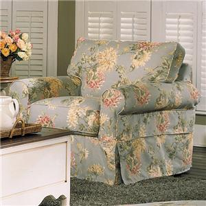 Rowe Nantucket  Upholstered Chair