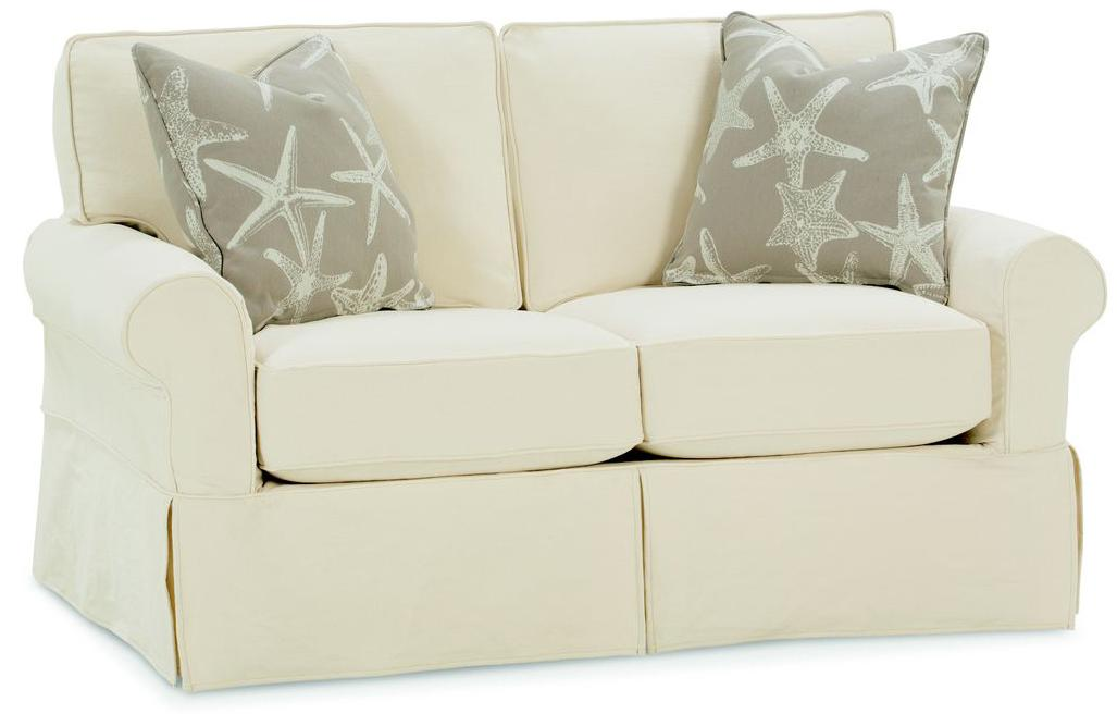 Rowe Nantucket  Transitional Loveseat - Item Number: A913-000