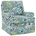 Rowe Nantucket  Swivel Glider with Slipcover - Item Number: A914-000