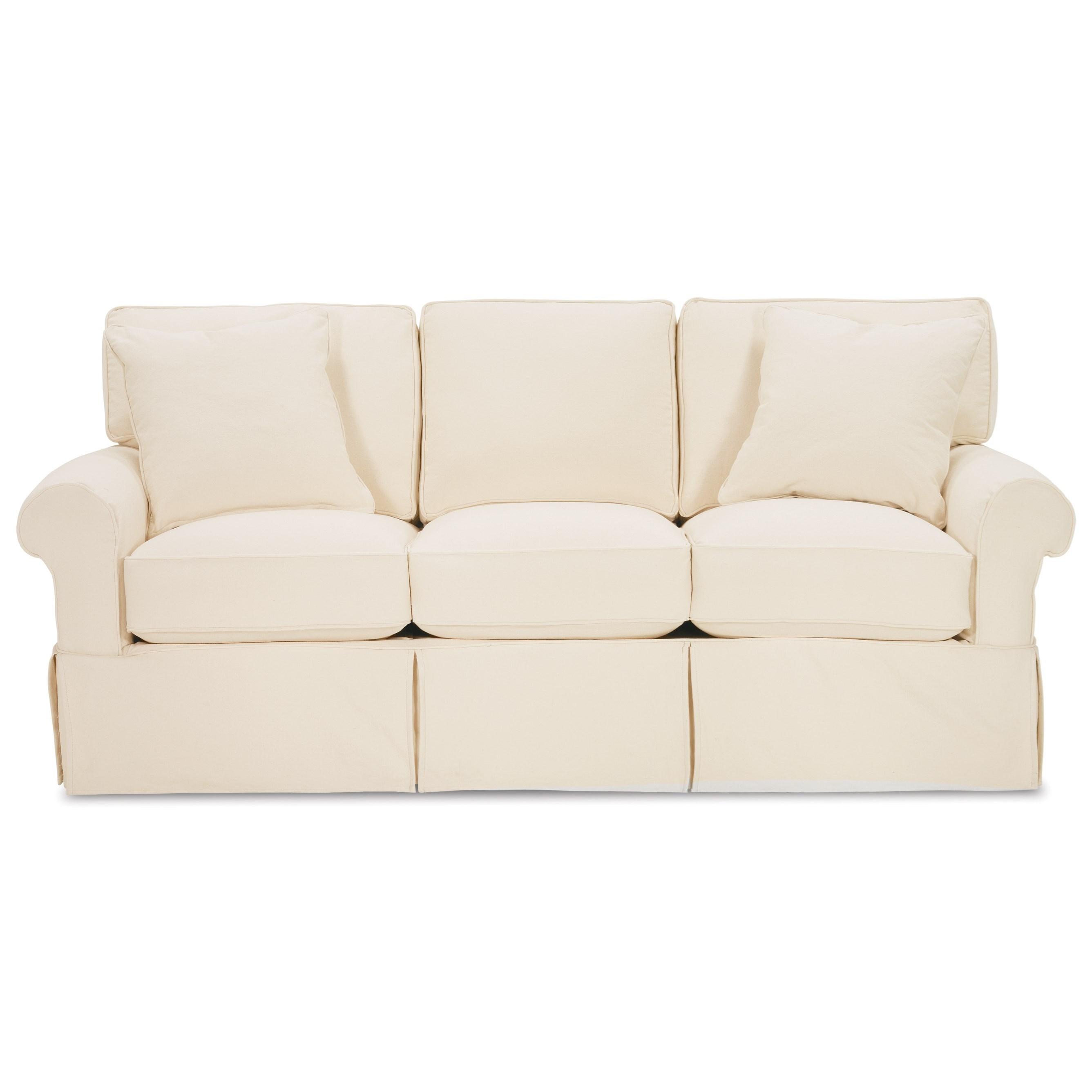 Rowe Nantucket Queen Sofa Sleeper Reeds Furniture