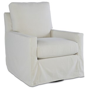 Rowe Norah Glider Chair with Slip Cover