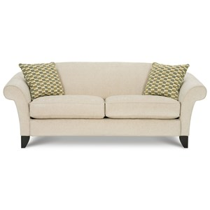 Rowe Notting Hill Transitional Queen Sofa Sleeper