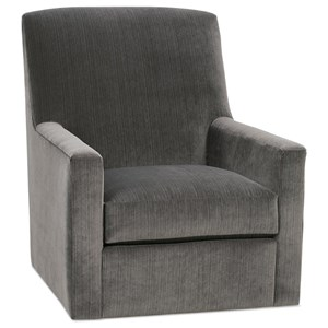 Rowe Owen Casual Swivel Glider