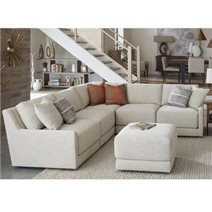 Sectional Sofas. Rowe Lyall Modular Sectional Sofas