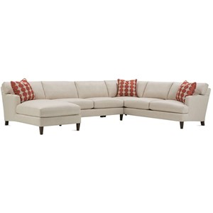 Rowe Kendall 5 Seat Sectional