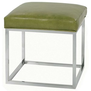Rowe Percy Contemporary Accent Cube Ottoman