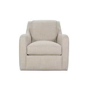 Custom Swivel Chair