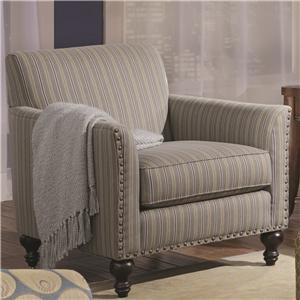 "Rowe Varick-RXO <b>Custom</b> 33"" Chair"