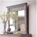 Rustic Imports Fifth Ave Rustic Mirror - Item Number: JL-2864