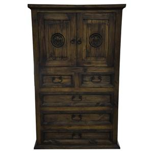 Rustic Specialists Antique Orleans Chest