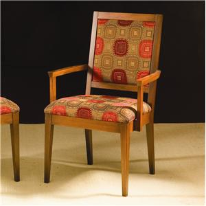 Saloom New England Arm Chair