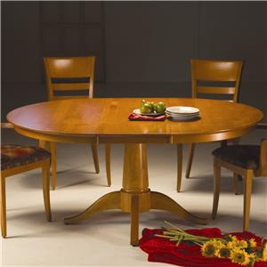 Saloom New England Chelsea Dining Table