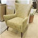 Sam Moore Thiago Wing Chair - Item Number: 2568-400515-16