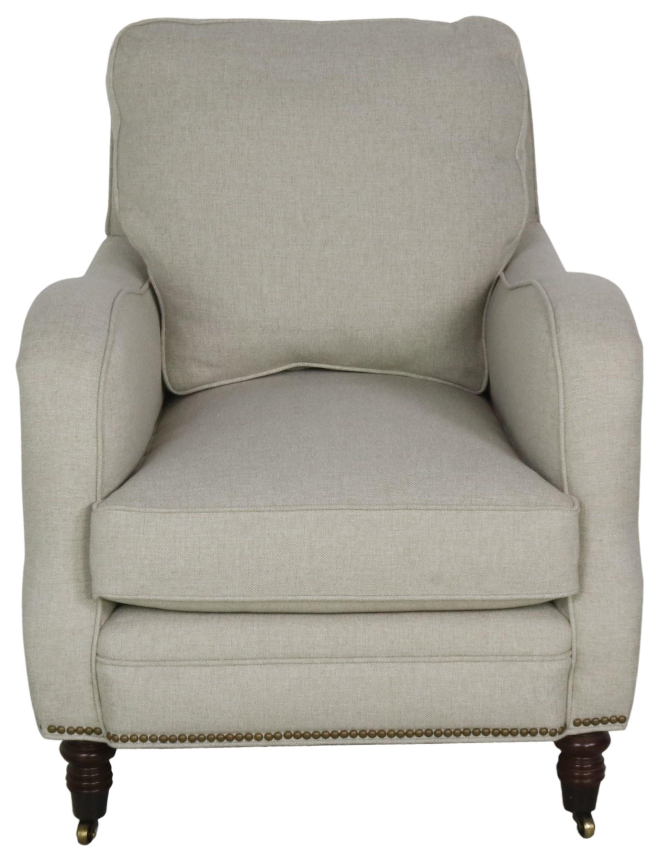 Accent Chair Club Chair by Sam Moore at Sprintz Furniture