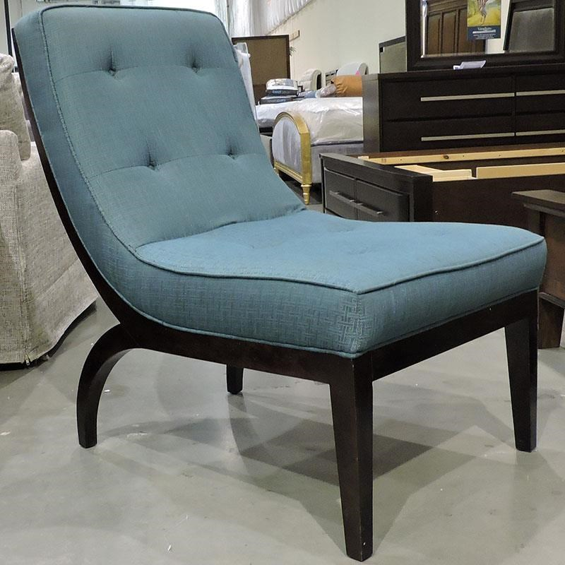 Sam Moore Clearance Upholstered Armless Chair - Item Number: 077660126
