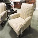 Sam Moore Clearance Club Chair - Item Number: 138311079