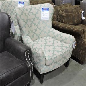 Sam Moore Clearance Nikko Wing Chair