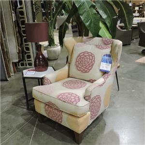 Sam Moore Clearance Wing Chair