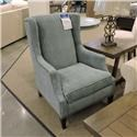 Sam Moore Clearance Tension Wing Chair - Item Number: 252821313