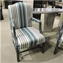 Sam Moore Clearance Upholstered Chair - Item Number: 400611440