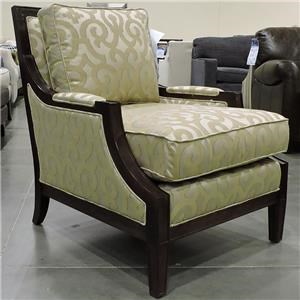 Sam Moore Clearance Upholstered Accent Chair