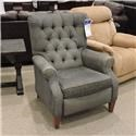 Sam Moore Clearance Annick Recliner - Item Number: 591096032