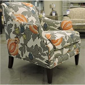 Sam Moore Clearance Accent Chair