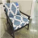 Sam Moore Clearance Wood Frame Chair - Item Number: 916265270