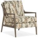 Sam Moore Anders Exposed Wood Chair - Item Number: 4621