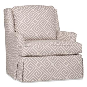 Sam Moore Bailey Swivel Gliding Chair