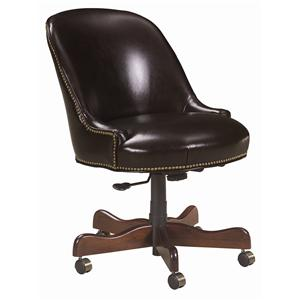 Sam Moore Blaire  Leather Desk Chair