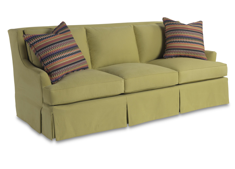 Merveilleux Sam Moore Blakely Contemporary Three Over Three Sofa With Waterfall Skirt    AHFA   Sofa Dealer Locator