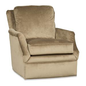 Sam Moore Bridgette Swivel Glider Chair