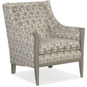 Sam Moore Camelia Exposed Wood Chair - Item Number: 4542