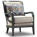 Sam Moore Carlisle Exposed Wood Chair - Item Number: 4070 01