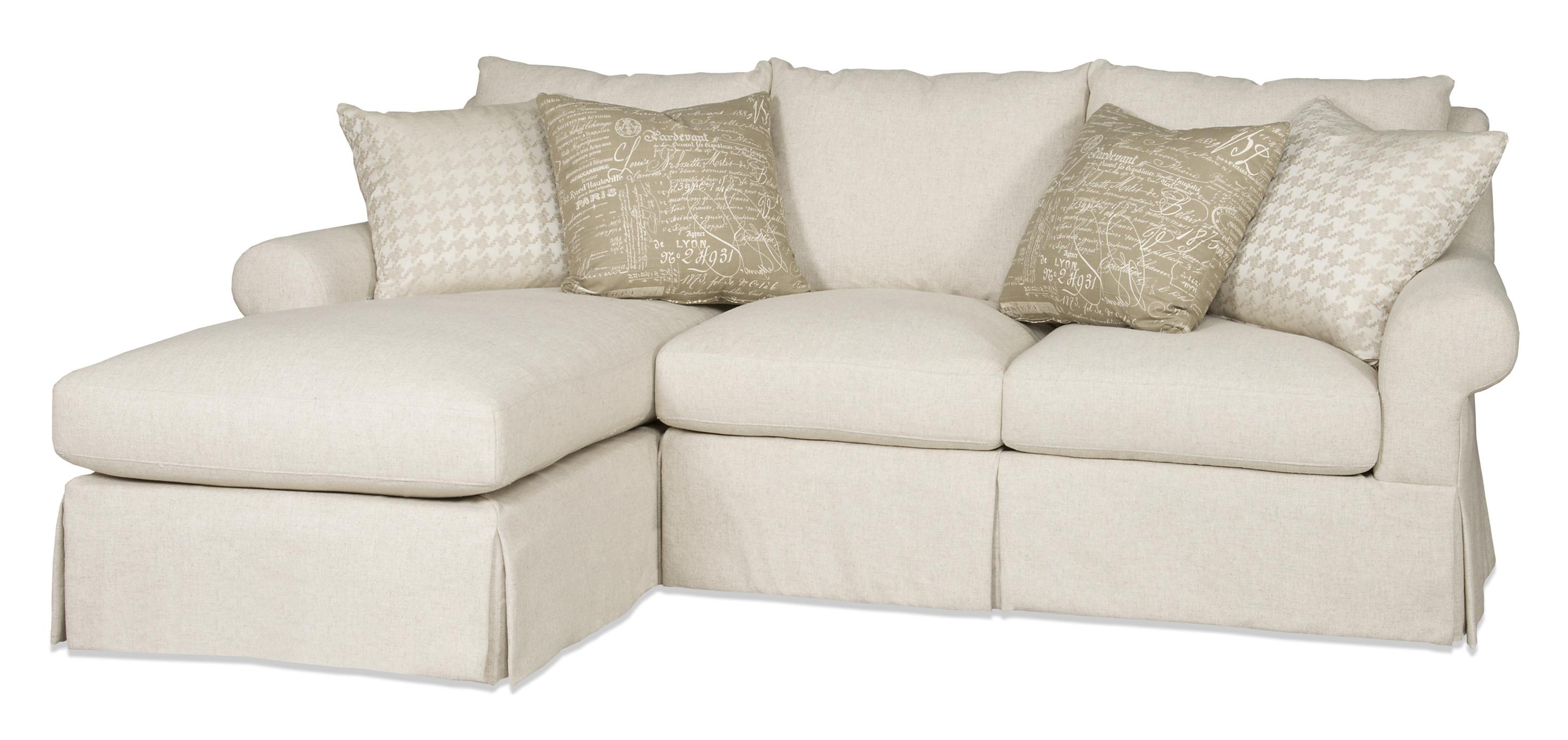Carson Two Piece Sectional Sofa With Raf Chaise By Sam Moore