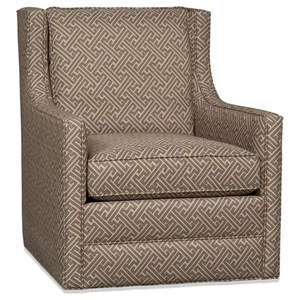 Sam Moore Cedric Swivel Glider Chair