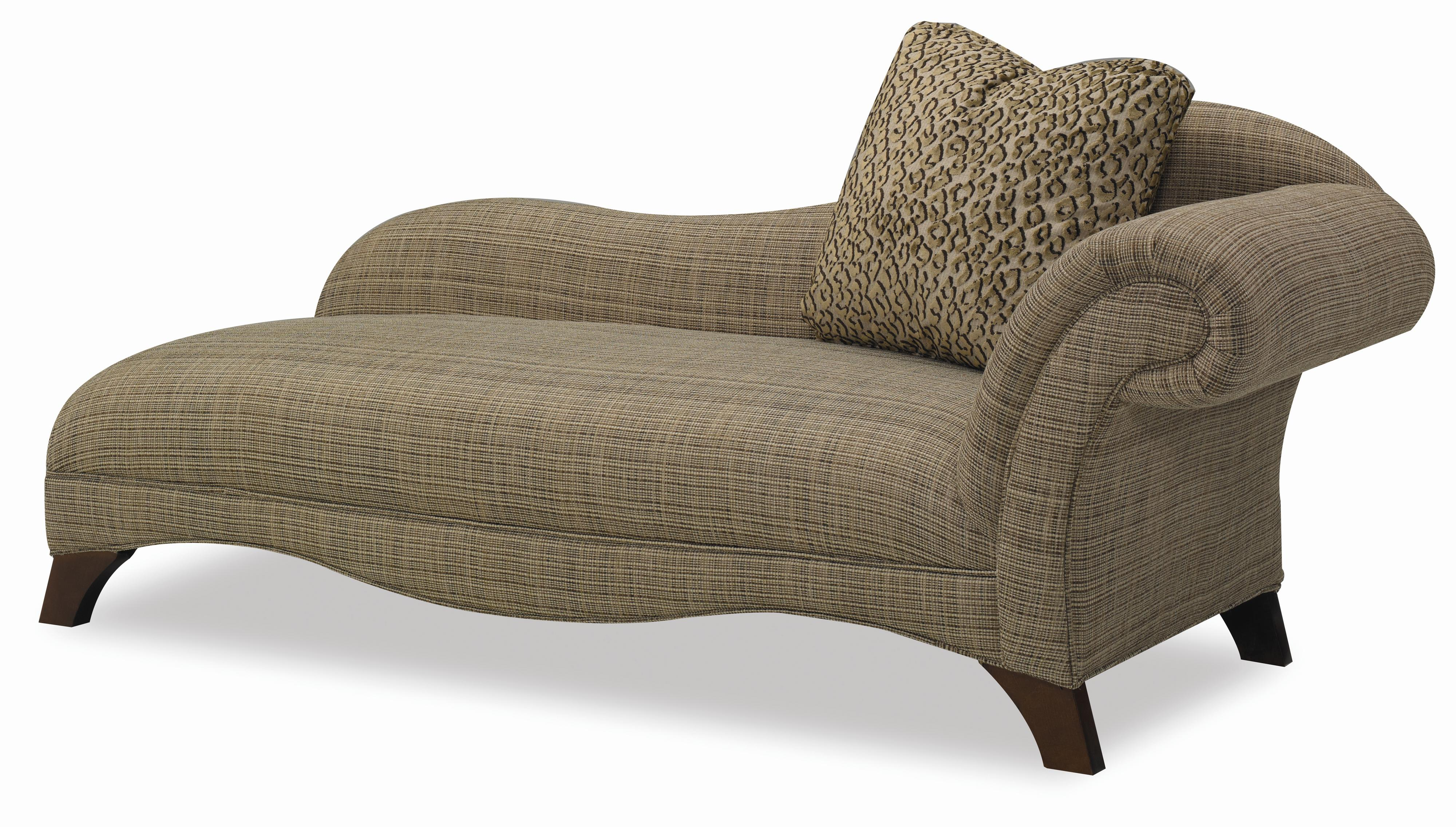 Chloe Contemporary Left Arm Facing Chaise By Sam Moore