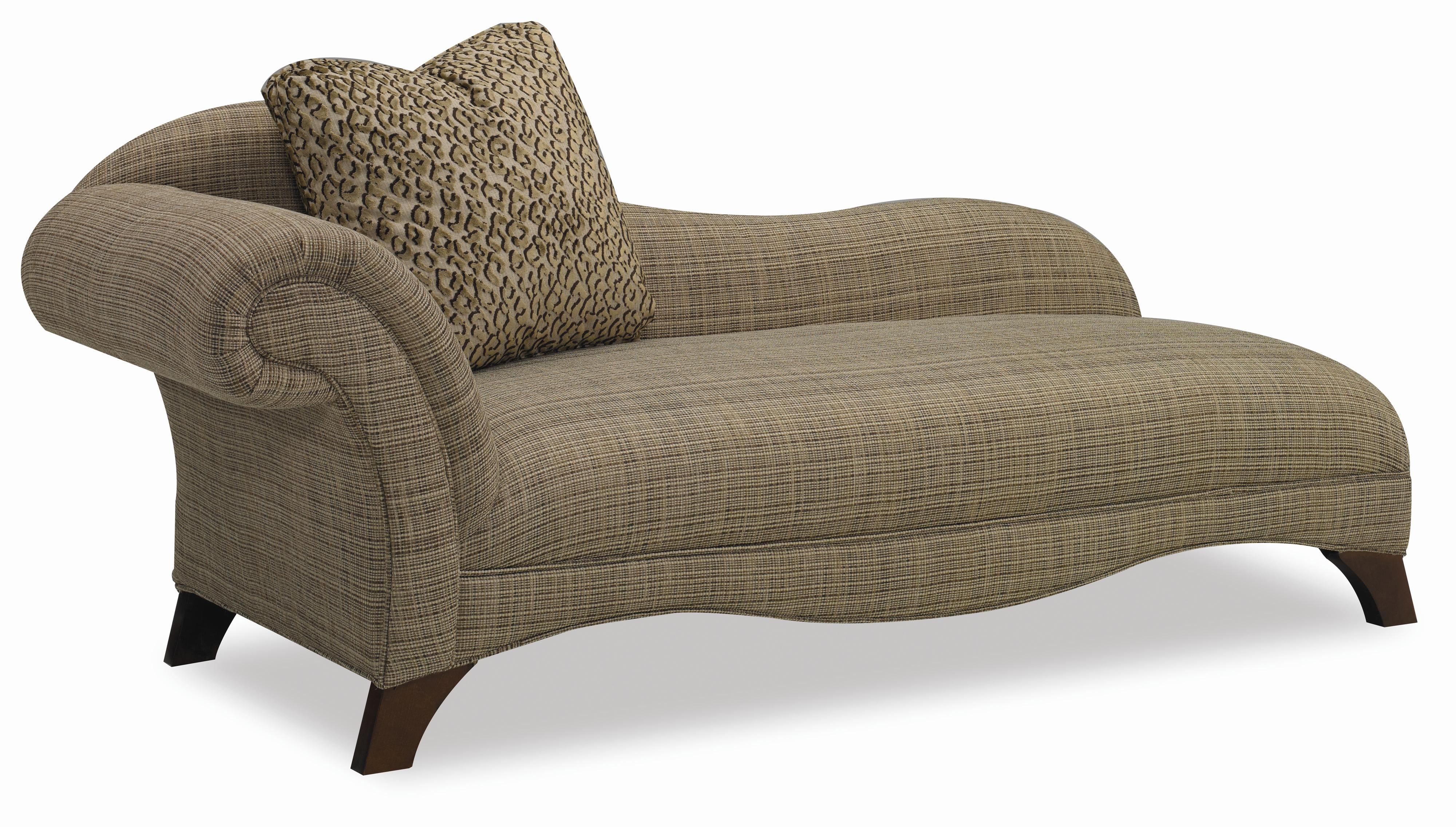 Chloe Contemporary Right Arm Facing Chaise By Sam Moore