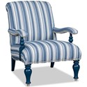 Sam Moore Cicely Accent Chair - Item Number: 4300-600193-49